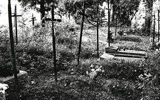 Nowy cmentarz