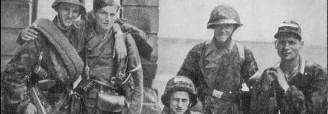 Żołnierze Powstania Warszawskiego